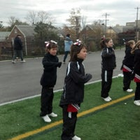 Photo taken at Monsignor Bonner high school by Stephen M. on 11/3/2012