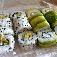 Photo taken at Matsumoto Sushi by Macarena on 10/25/2012