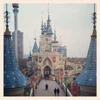 Photo taken at Lotte World Adventure by Katherine H. on 11/6/2012
