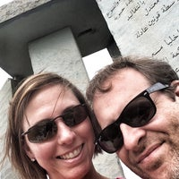 Photo taken at Georgia Guidestones by Johnny G. on 8/2/2014