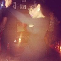Photo taken at Katra Lounge by Ashley K. on 3/24/2013