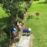 Photo taken at Forest Park Cemetery by Jayme on 7/13/2015