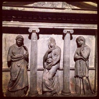 Photo taken at Istanbul Archaeology Museums by Mehmet on 2/10/2013