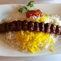 Photo taken at Arya Global Cuisine by Kaymann W. on 1/4/2013
