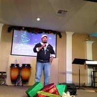 Photo taken at Real Life church by Daniel on 12/14/2013