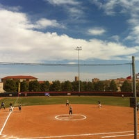 Photo taken at TTU - Rocky Johnson Field by Elvis M. on 3/3/2013