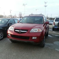 Photo taken at Suburban Acura by Colin R. on 6/3/2013