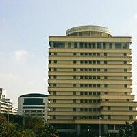 Photo taken at Chandrakasem Rajabhat University by Narin C. on 1/13/2013