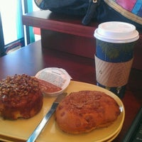 Photo taken at Panera Bread by Kim D. on 1/18/2013
