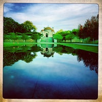 Photo taken at Lakewood Cemetery by Ericka B. on 9/30/2012