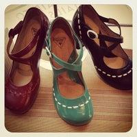 Photo taken at John Fluevog Shoes by Ericka B. on 5/10/2014