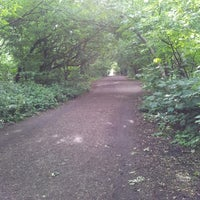 Photo taken at Parkland Walk (Crouch End to Highgate section) by Neil A. on 6/16/2013