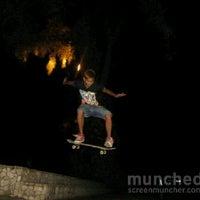 Photo taken at The Jungle Skatepark, Likas by Hyeidar K. on 11/14/2012
