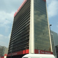 Photo taken at Torre Scotiabank by Arturo on 11/1/2016