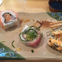 Photo taken at Nobu Sushi by Adriana R. on 3/31/2015