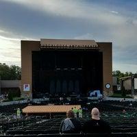 Photo taken at Tuscaloosa Amphitheater by Kiley G. on 8/14/2016