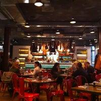 Photo taken at Jamie's Italian by Sarah M. on 11/22/2012