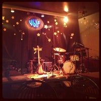 Photo taken at Bar Wolf by Andrea S. on 12/6/2012