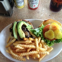 Photo taken at D's Diner by Angel P. on 4/2/2013