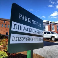 Photo taken at Jackson Group Interactive by Lee Y. on 4/12/2013