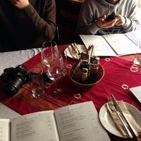 Photo taken at In Vino Veritas by Michail B. on 5/3/2014