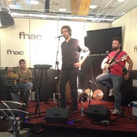 Photo taken at Fnac Alicante Bulevar by nnatali on 6/20/2013