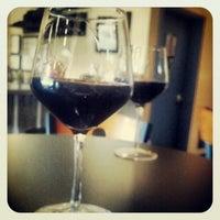 Photo taken at V-NO Wine Bar by Paula B. on 2/10/2013