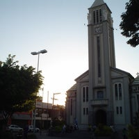 Photo taken at Igreja Matriz São Roque by Rodrigo L. on 3/24/2013