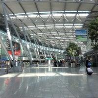 Photo taken at Düsseldorf Airport (DUS) by HerrEsharif .. on 4/20/2013
