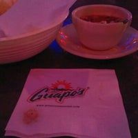Photo taken at Guapo's Restaurant by Alex L. on 1/13/2013