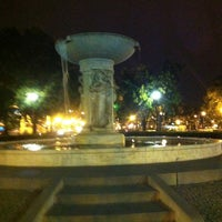 Photo taken at Dupont Circle by Julian J. on 10/2/2012