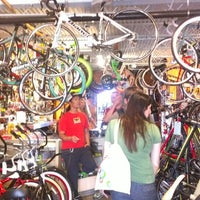 Photo taken at Bike Attack by Dino C. on 8/31/2013
