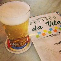 Photo taken at Petisco da Vila by Alberto F. on 5/15/2013