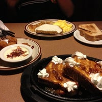 Photo taken at Denny's by Jooules I. on 4/21/2013