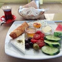 Photo taken at Naschmarkt Deli by Nihan Akkus on 7/17/2013