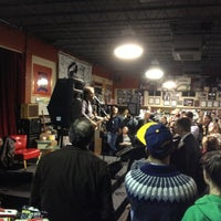 Photo taken at Cactus Music by Joey G. on 12/14/2012