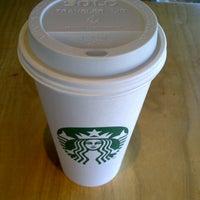 Photo taken at Starbucks by NewCarMark™ on 4/1/2013