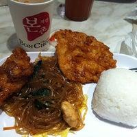 Photo taken at BonChon Chicken by Popoy M. on 10/11/2012