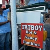 Photo taken at Sauce Doubles Vendor by Nigel L. on 11/10/2012