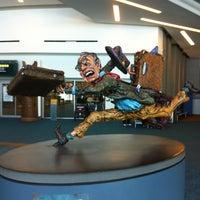 Photo taken at International Terminal by Allen W. on 9/15/2012
