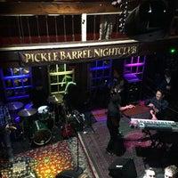 Photo taken at Pickle Barrel Nightclub by Sarah on 1/31/2016