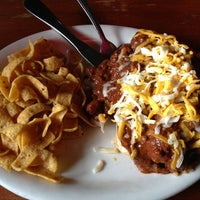 Photo taken at Texas Chili Parlor by John R. on 3/20/2013