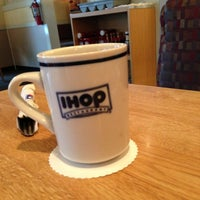 Photo taken at IHOP by Ken on 11/8/2012