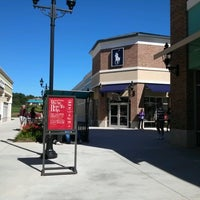 Photo taken at Tanger Outlet Mebane by Yan H. on 9/23/2012