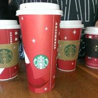 Photo taken at Starbucks by Tim G. on 12/23/2012