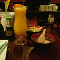 Photo taken at Kikuyama Japanese Steakhouse by MaddiMadd D. on 2/19/2013