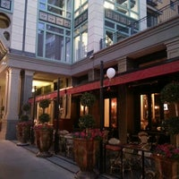 Photo taken at Left Bank Brasserie by SS Y. on 7/16/2013