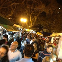 Photo taken at Feira Noturna do Champagnat by Kejo .. on 8/2/2013