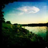 Photo taken at Wingfoot Lake State Park by Anthony S. on 10/8/2012