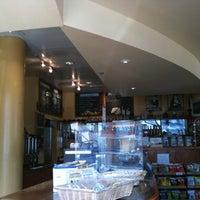 Photo taken at Mo Joe Cafe by Ryan W. on 10/17/2012